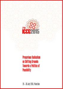 ICCG 2015 Program